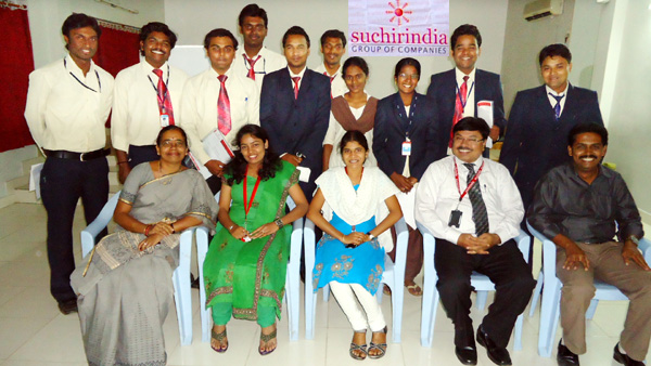 Recent SUCHIRINDIA placements